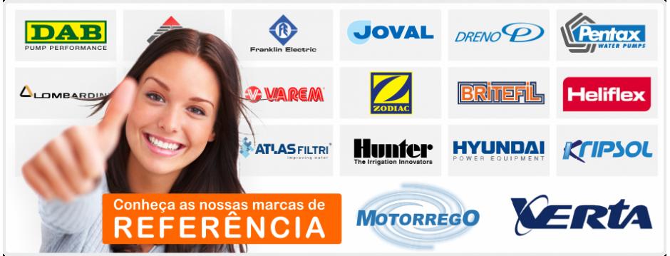 Motorrego marcas