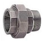 Junção s/c M/F em Aço Inoxidável AISI 316