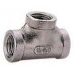 Tê F/F em Aço Inoxidável AISI 316