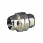 Válvula de Retenção em Aço Inox AISI 304
